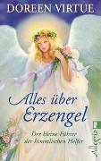 Cover-Bild zu Virtue, Doreen: Alles über Erzengel