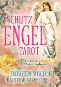 Cover-Bild zu Virtue, Doreen: Schutzengel-Tarot