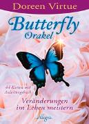 Cover-Bild zu Virtue, Doreen: Butterfly-Orakel