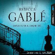 Cover-Bild zu Gablé, Rebecca: Das letzte Allegretto (Gekürzt) (Audio Download)