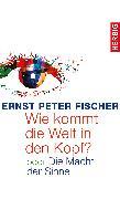 Cover-Bild zu Fischer, Ernst Peter: Wie kommt die Welt in den Kopf? (eBook)