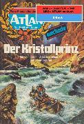 Cover-Bild zu Terrid, Peter: Atlan-Paket 3: USO / ATLAN exklusiv (eBook)
