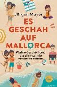 Cover-Bild zu Es geschah auf Mallorca (eBook)