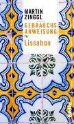 Cover-Bild zu Gebrauchsanweisung für Lissabon (eBook)
