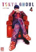 Cover-Bild zu Ishida, Sui: Tokyo Ghoul 04