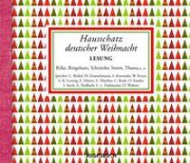 Cover-Bild zu Diverse: Hausschatz deutscher Weihnacht