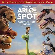 Cover-Bild zu Bingenheimer, Gabriele: Disney - Arlo & Spot - Wahre Freundschaft ändert alles (Audio Download)