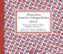 Cover-Bild zu Goethe, Johann Wolfgang: Hausschatz deutscher Liebesgeschichten (Audio Download)