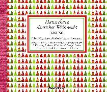Cover-Bild zu Diverse: Hausschatz deutscher Weihnacht (Audio Download)