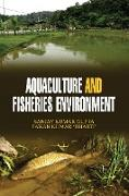 Cover-Bild zu Gupta, Sanjay Kumar: AQUACULTURE AND FISHERIES ENVIRONMENT