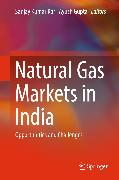Cover-Bild zu Kar, Sanjay Kumar (Hrsg.): Natural Gas Markets in India (eBook)