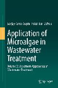Cover-Bild zu Bux, Faizal (Hrsg.): Application of Microalgae in Wastewater Treatment (eBook)