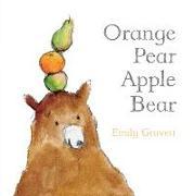 Cover-Bild zu Gravett, Emily: Orange Pear Apple Bear