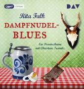 Cover-Bild zu Falk, Rita: Dampfnudelblues (mp3-Ausgabe)