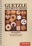 Cover-Bild zu Bossi, Betty: Guetzle mit Betty Bossi
