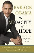 Cover-Bild zu Obama, Barack: The Audacity of Hope (eBook)