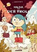 Cover-Bild zu Pearson, Luke: Hilda und der Troll