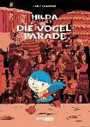 Cover-Bild zu Pearson, Luke: Hilda und die Vogelparade