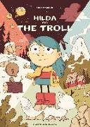 Cover-Bild zu PEARSON, LUKE: Hilda and the Troll