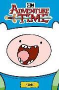 Cover-Bild zu Pendleton Ward: Adventure Time: Finn