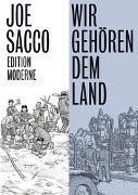 Cover-Bild zu Sacco, Joe: Wir gehören dem Land