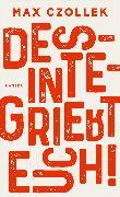Cover-Bild zu Czollek, Max: Desintegriert euch! (eBook)