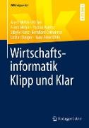 Cover-Bild zu Mehler-Bicher, Anett: Wirtschaftsinformatik Klipp und Klar