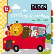 Cover-Bild zu Weber, Susanne: Duden 12+: Das Klapp-Guck-Buch: Wer fährt mit?