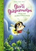 Cover-Bild zu Weber, Susanne: Gloria Glühwürmchen - Flieg mit in den Glitzerwald