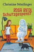 Cover-Bild zu Nöstlinger, Christine: Rosa Riedl Schutzgespenst (eBook)