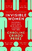 Cover-Bild zu Perez, Caroline Criado: Invisible Women