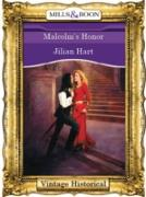 Cover-Bild zu Hart, Jillian: Malcolm's Honor (Mills & Boon Historical) (eBook)