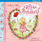 Cover-Bild zu Dahle, Stefanie: Rosa Rosenherz 1+2 (Audio Download)