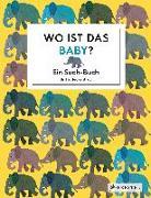 Cover-Bild zu Teckentrup, Britta: Wo ist das Baby?