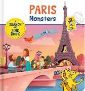 Cover-Bild zu Paris Monsters