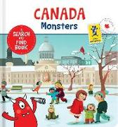 Cover-Bild zu Canada Monsters