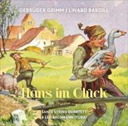 Cover-Bild zu Gebrüder Grimm: Hans im Glück