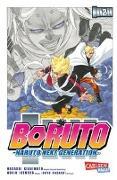 Cover-Bild zu Kishimoto, Masashi: Boruto - Naruto the next Generation 2