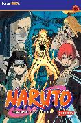 Cover-Bild zu Kishimoto, Masashi: Naruto, Band 55