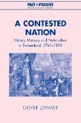 Cover-Bild zu Zimmer, Oliver: A Contested Nation