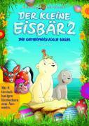 Cover-Bild zu Beer, Hans de: Der kleine Eisbär 2 - Die geheimnisvolle Insel - Der Kinofilm