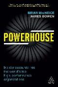 Cover-Bild zu Macneice, Brian: Powerhouse (eBook)