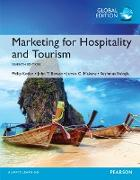 Cover-Bild zu Kotler, Philip T.: Marketing for Hospitality and Tourism, eBook, Global Edition (eBook)