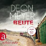 Cover-Bild zu Meyer, Deon: Beute (Gekürzt) (Audio Download)