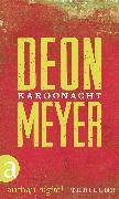 Cover-Bild zu Meyer, Deon: Karoonacht (eBook)