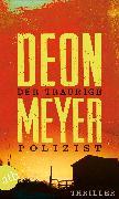 Cover-Bild zu Meyer, Deon: Der traurige Polizist (eBook)