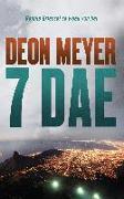 Cover-Bild zu Meyer, Deon: 7 Dae (eBook)