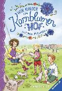 Cover-Bild zu Fröhlich, Anja: Wir Kinder vom Kornblumenhof, Band 1: Ein Schwein im Baumhaus (eBook)
