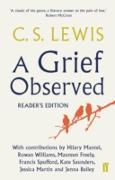 Cover-Bild zu Lewis, C. S.: A Grief Observed (Readers' Edition) (eBook)