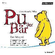Cover-Bild zu Milne, Alan Alexander: Pu der Bär (Audio Download)